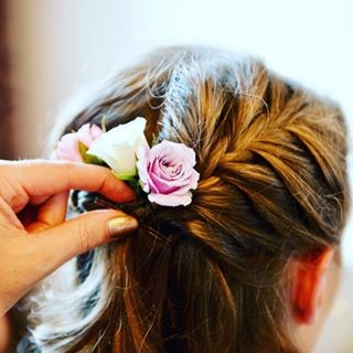 Bridesmaids Hair or for any Celebration