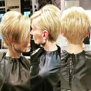 Low Maintenance Short Textured Hairstyle